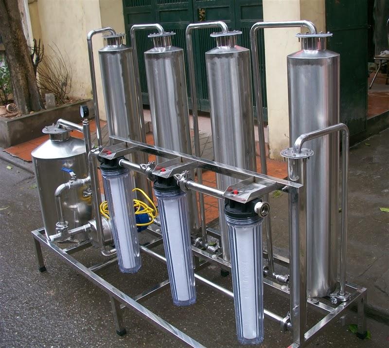máy lọc rượu đủ tiêu chuẩn